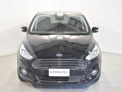 usata Ford S-MAX 2.0 EcoBlue 190CV Start&Stop 7p. Titanium Business