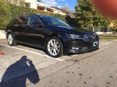 usata Skoda Superb 1.6 TDI DSG Wagon Executive
