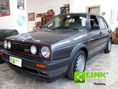 usata VW Golf II (19E)1.8 GTI 110cv (1990)