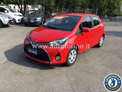 begagnad Toyota Yaris YARIS1.0 Active 5p