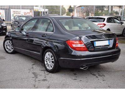 usata Mercedes C220 CDI BlueEFFIC. AUT. PELLE TOTALE NAVI BIXENO 2 PDC