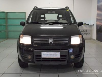 second-hand Fiat Panda Cross 1.3 mjt 16v 4x4 -ok neopatentati diesel