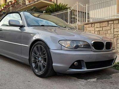 usata BMW 318 Cabriolet e46