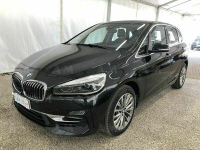 usata BMW 216 Serie 2 Active Tourer d Luxury del 2020 usata a Monza
