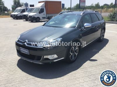 usata Citroën C5 C5tourer 2.2 hdi Executive 200cv auto