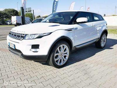 usata Land Rover Range Rover evoque 2.2 Sd4 Coupé ** IN ARRIVO **