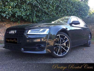 usata Audi S8 plus 4.0 TFSI quattro tiptronic *B&O;Carbon;Acc*