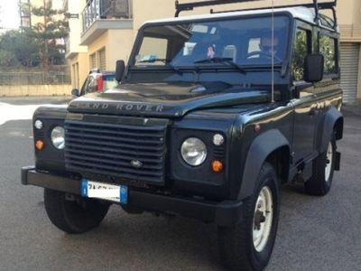 usata Land Rover Defender 90 2.4 Td4 Station Wagon S Usato