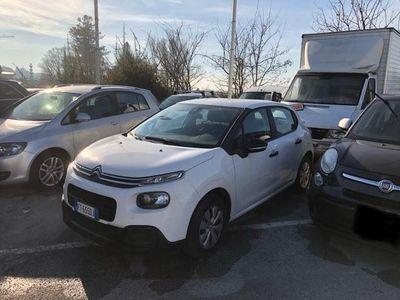usata Citroën C3 BlueHDi VAN 2 posti