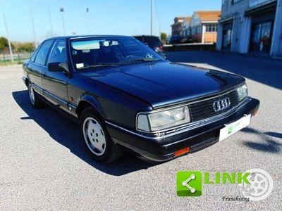 usata Audi 200 2.2 Turbo 20V Quattro, anno 1989, iscritta ASI, conservata, impianto GPL