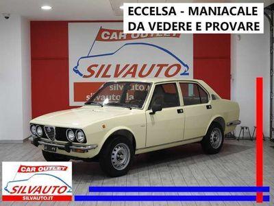 usata Alfa Romeo Alfetta 1.6 116.00 - ISCRITTA ASI CON CRS (1980)