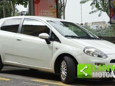 usata Fiat Punto 1.3 MJT 75 CV VAN - pneumatici nuovi