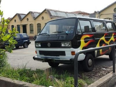brugt VW T3 syncro anno 1990