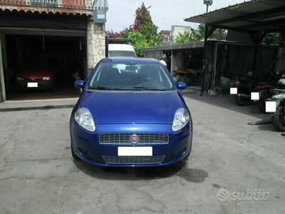 usata Fiat Grande Punto 1.3 M-JET DYNAMIC 5P 2009