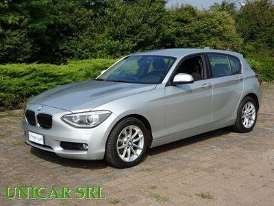 usata BMW 118 d 5 Porte Automatica