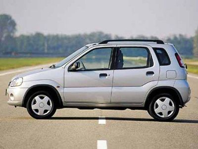 usata Suzuki Ignis 1.3i 16V cat 4WD GL