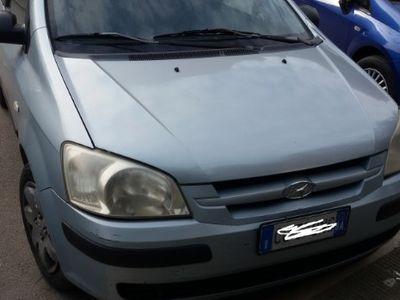 usado Hyundai Getz 1.1cc clima e servo- 2003