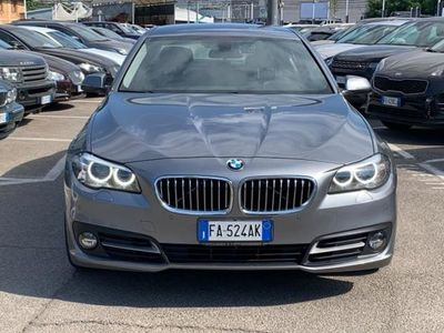 gebraucht BMW 525 Serie 5 d Business aut. usato