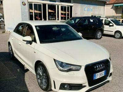 usata Audi A1 Sportback s-line