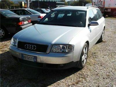 usata Audi A6 1ª serie 2.5 V6 TDI cat Avant Ambition