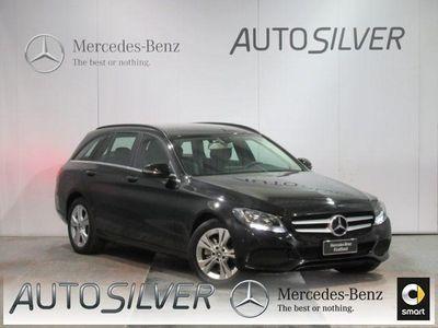 gebraucht Mercedes C220 d S.W. Auto Business FH