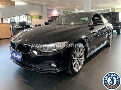 usado BMW 420 SERIE 4 COUPE d coupe xdrive 184cv auto