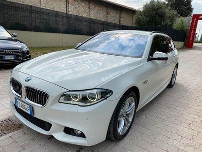 usata BMW 535 d Xdrive 313cvM-Sport 2014 Full Top Euro6