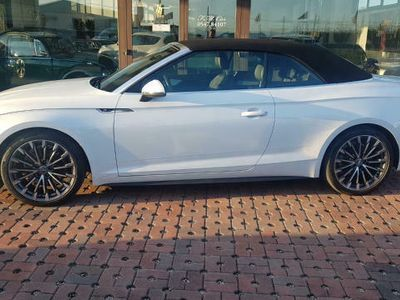 usata Audi A5 Cabriolet 2.0 TFSI S tronic Sport S-LINE