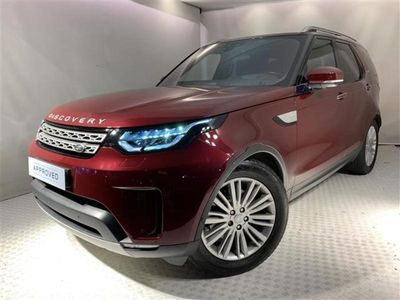 usata Land Rover Discovery 2.0 SD4 240 CV HSE Luxury