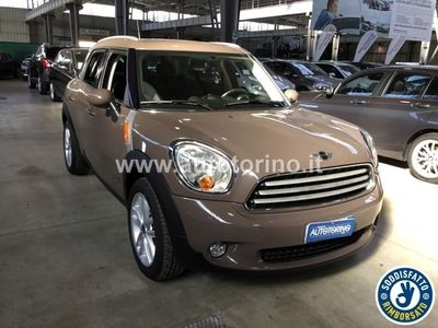 second-hand Mini Cooper D Countryman COUNTRYMAN 2.0 all4 auto
