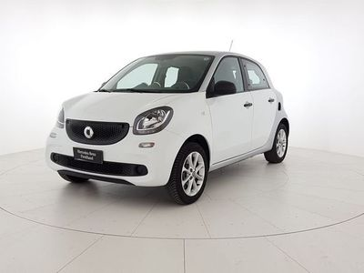 usata Smart ForFour 2015 Benzina 1.0 Youngster 71cv twinamic