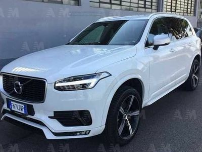 brugt Volvo XC90 D5 AWD Geartronic R-design