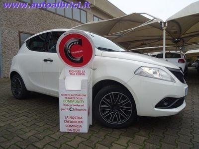 usata Lancia Ypsilon 1.2 69 CV 5 POSTI GOLD km 0 Benzina Bianco perlato