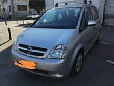 usata Opel Meriva 1.7TDCI 2004