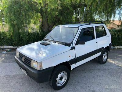 "usata Fiat Panda 4x4 1.1 Benzina Trekking ""Molto Bella"""