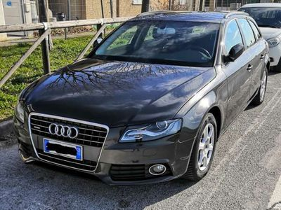 usata Audi A4 Avant 2.0 TDI Quattro