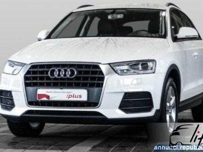 brugt Audi Q3 2.0 TDI 120 CV Business euro 6 Garanzia 24 mesi rif. 11316108