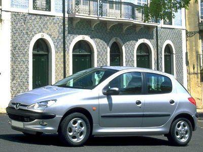 second-hand Peugeot 206 1.1 3 PORTE XT