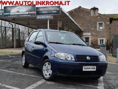gebraucht Fiat Punto 1.3 JTD 5p. 4 p.ti Active Van Roma