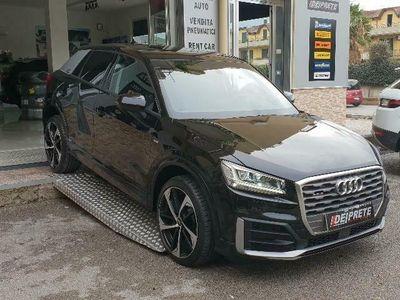 gebraucht Audi Q2 2.0 TDI 190 CV S tronic S-line Cockpit