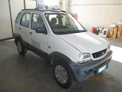 usata Daihatsu Terios 1.3i 16V cat 4WD CX