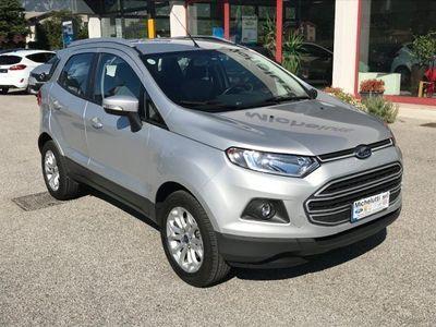 used Ford Ecosport 1.0 EcoBoost 125 CV Plus 5 ANNI DI GARANZIA
