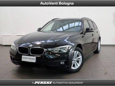 brugt BMW 316 d Touring Business Advantage aut.