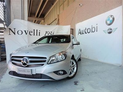usata Mercedes A180 CLASSE A -W176 Dieselcdi Sport (BlueEff) auto