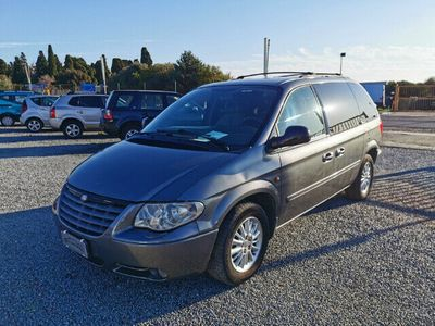 usata Chrysler Voyager Grand 2.8 Crd Limited