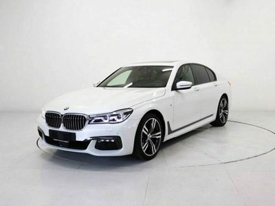 usata BMW 750 d xDrive Luxury