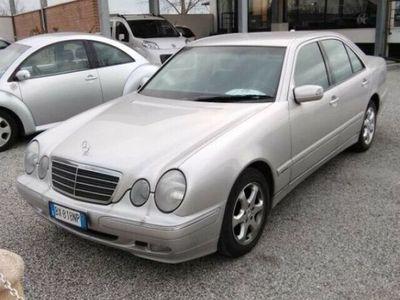usata Mercedes E270 CDI cat Elegance