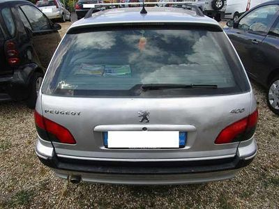 usado Peugeot 406 2.0 HDi cat StationWagon