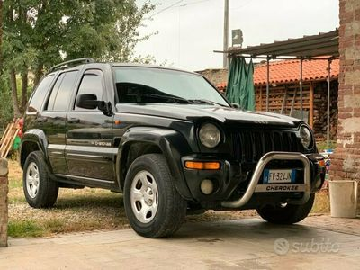 usata Jeep Cherokee 2.5 TD 5 porte Command-Trac Limited
