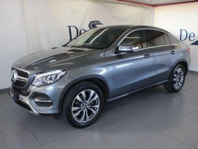 usata Mercedes GLE350 Coupe-C292 Diesel coupe 350d Exclusive 4matic auto